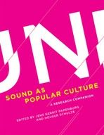 Sound as Popular Culture